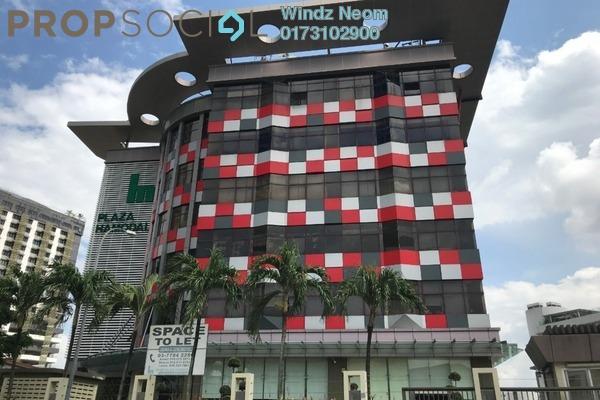 Office For Rent in Plaza Hamodal, Petaling Jaya Freehold Unfurnished 0R/2B 26k