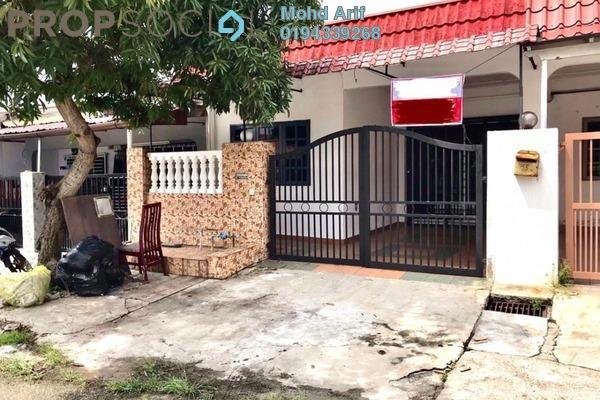 Terrace For Sale in BK1, Bandar Kinrara Freehold Semi Furnished 3R/2B 430k