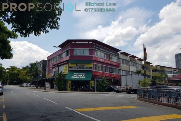 Shop For Sale in Rampai Business Park, Setapak Freehold Unfurnished 0R/0B 6.5m