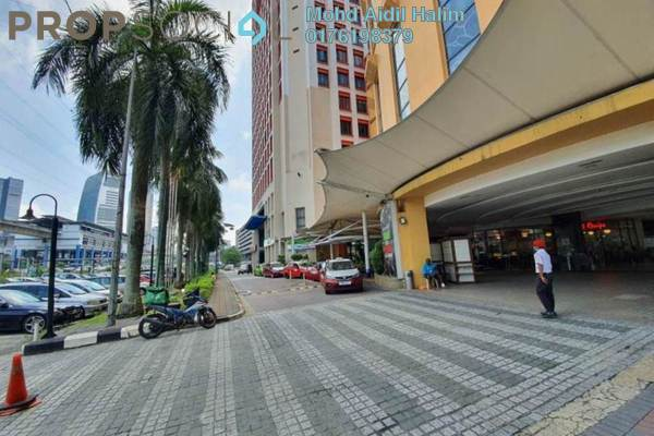 Office For Sale in Amcorp Serviced Suites, Petaling Jaya Freehold Fully Furnished 1R/1B 345k