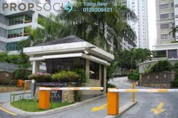 Condominium For Sale in Casa Kiara I, Mont Kiara Freehold Fully Furnished 3R/3B 695k