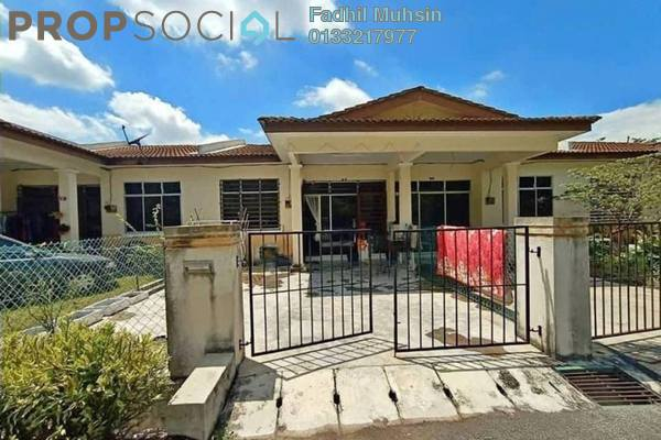 Terrace For Sale in Taman Chenderong Jaya, Batu Gajah Freehold Unfurnished 3R/2B 150k