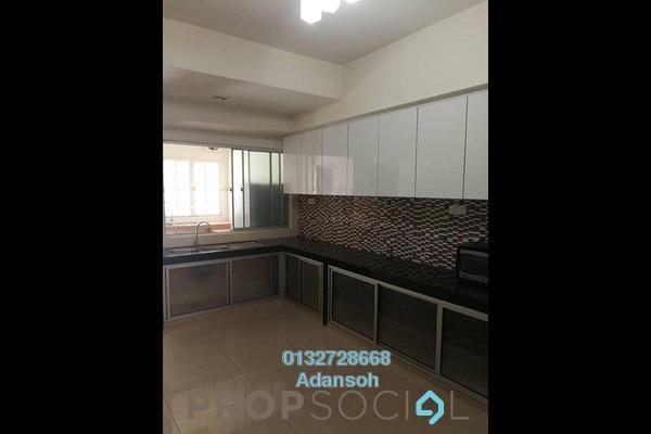 Terrace For Sale in SD9, Bandar Sri Damansara Freehold Semi Furnished 3R/2B 1.16m
