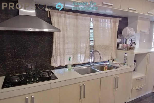 Semi-Detached For Rent in Taman OUG, Old Klang Road Freehold Semi Furnished 4R/3B 3k