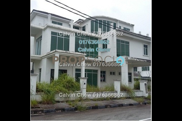 For Sale Bungalow at Taman Alma Indah, Bukit Mertajam Freehold Unfurnished 7R/8B 1.04m