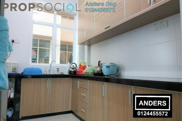 Condominium For Rent in Mewah Court, Green Lane Freehold Fully Furnished 3R/2B 1k