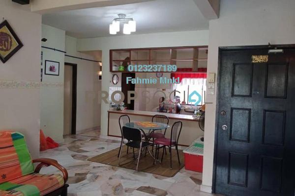 Condominium For Sale in Waizuri 1, Wangsa Maju Freehold Semi Furnished 4R/2B 435k