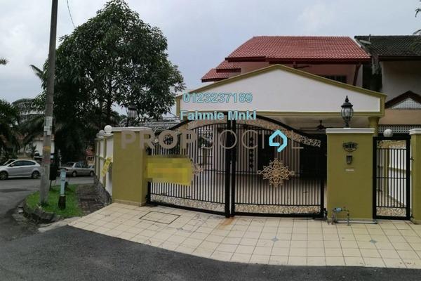 Terrace For Sale in Damai Budi, Alam Damai Freehold Semi Furnished 4R/3B 1.25m