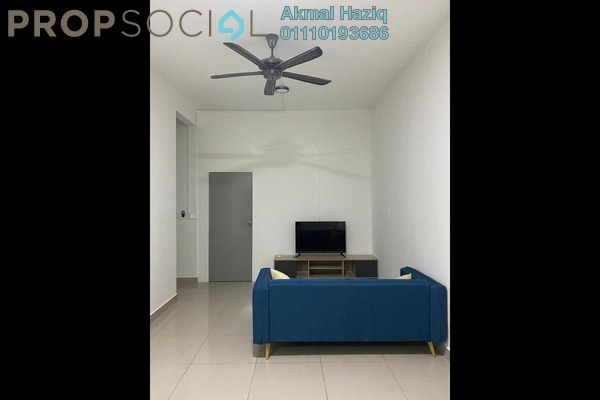 Apartment For Sale in Saville @ D'Lake, Puchong Freehold Fully Furnished 6R/2B 780k