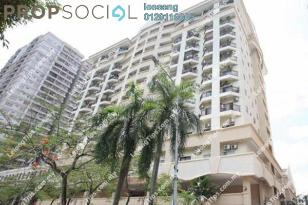 Serviced Residence For Sale in Mayfair, Sri Hartamas Freehold Unfurnished 0R/0B 270k