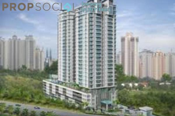 Condominium For Sale in Aston Kiara 3, Mont Kiara Freehold Unfurnished 0R/0B 567k