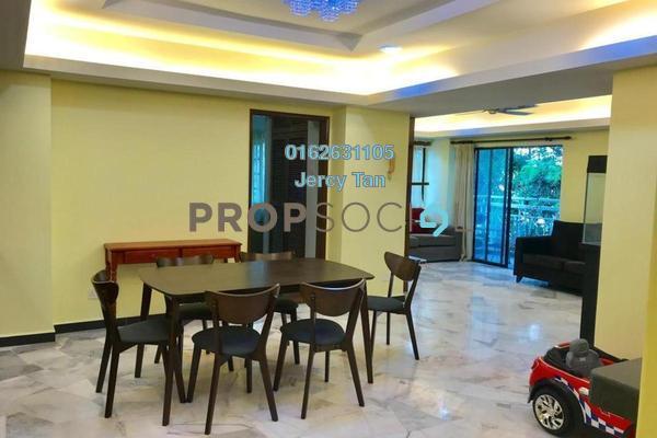 For Rent Condominium at Danau Permai, Taman Desa Freehold Fully Furnished 3R/2B 2.8k