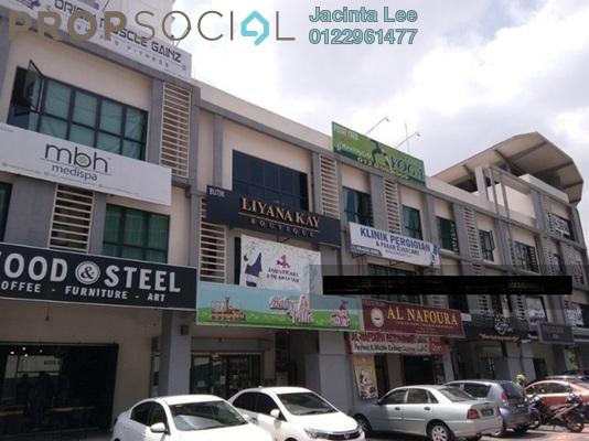 Shop For Sale in Hedgeford 10 Residences, Wangsa Maju Freehold Semi Furnished 0R/2B 1.12m