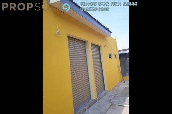 Shop For Rent in Kampung Jawa, Segamat Freehold Unfurnished 0R/0B 2.5k