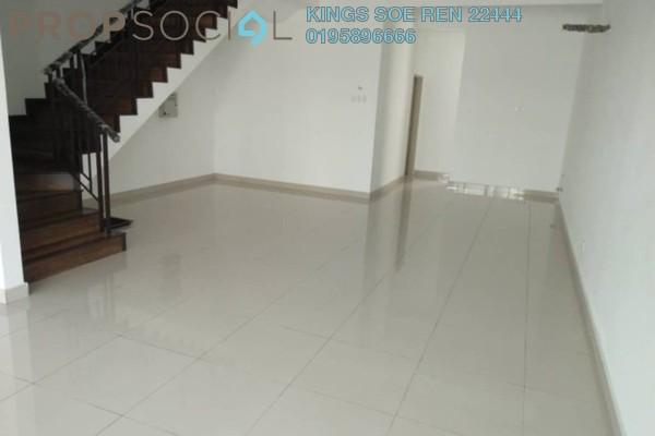 Terrace For Sale in Bukit Raja Industrial Park, Klang Freehold Semi Furnished 4R/3B 699k