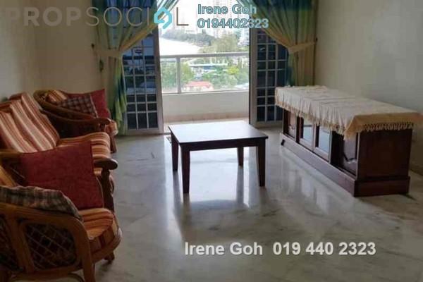 For Rent Condominium at Marina Bay, Tanjung Tokong Freehold Fully Furnished 4R/3B 2.8k