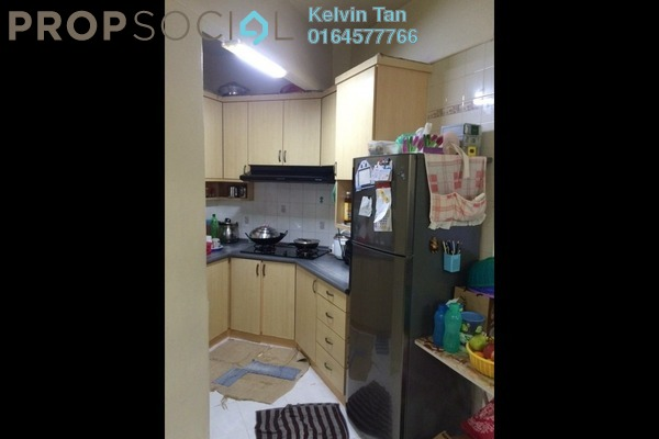 For Sale Condominium at University Heights, Sungai Dua Freehold Semi Furnished 3R/2B 430k