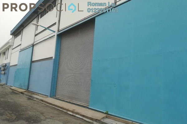 Factory For Rent in Shah Alam Premier Industrial Park, Shah Alam Freehold Unfurnished 1R/4B 37k