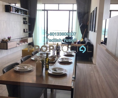 Condominium For Sale in Conezión, IOI Resort City Freehold Semi Furnished 2R/2B 472k