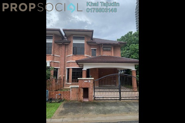 Semi-Detached For Sale in Admiral Park, Bandar Sungai Long Freehold Unfurnished 5R/5B 1.08m