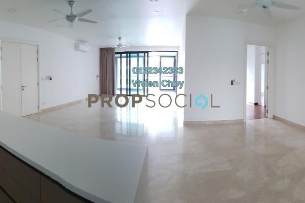Condominium For Rent in Sastra U-Thant, Ampang Hilir Freehold Semi Furnished 4R/4B 8.5k