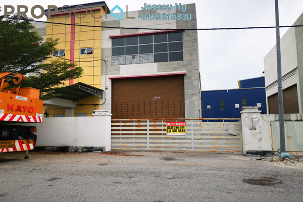 Factory For Rent in Taman Impiana Adril, Menglembu Freehold unfurnished 0R/3B 2.3k