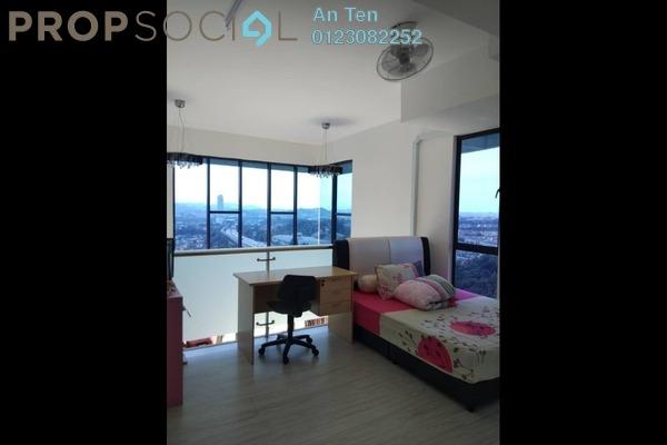 Duplex For Rent in You Vista @ You City, Batu 9 Cheras Freehold Fully Furnished 2R/2B 1.8k