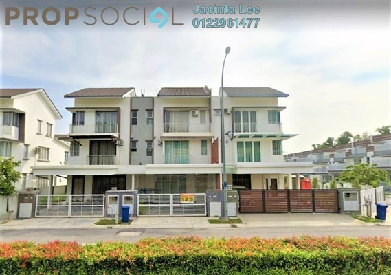 Terrace For Sale in Kepayang Residence, Taman Bukit Kepayang Freehold Semi Furnished 5R/4B 438k