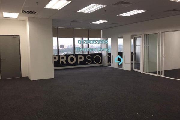 Office For Rent in Menara SuezCap, Kuala Lumpur Freehold Semi Furnished 2R/1B 4.05k