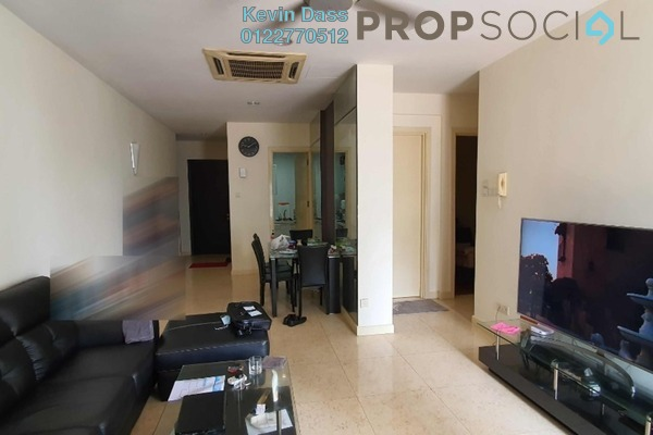 Serviced Residence For Rent in Idaman Residence, KLCC Freehold Fully Furnished 2R/2B 3k