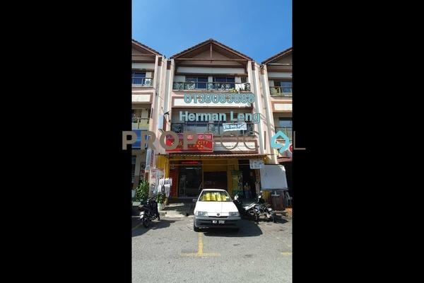 Shop For Rent in Taman Putra Permai, Seri Kembangan Freehold Unfurnished 0R/2B 1.05k