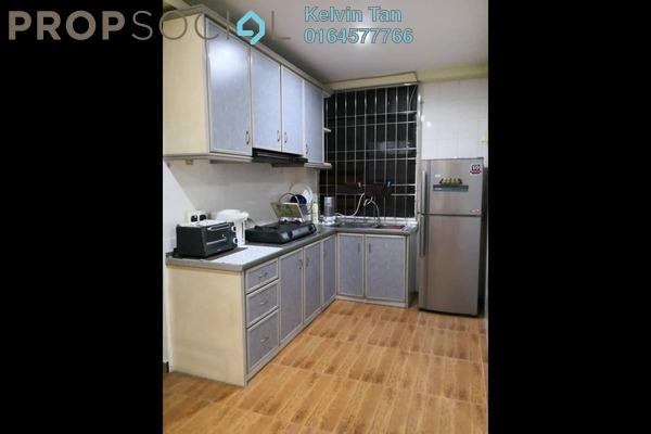 For Rent Condominium at Sunny Ville, Batu Uban Freehold Fully Furnished 3R/2B 1.25k