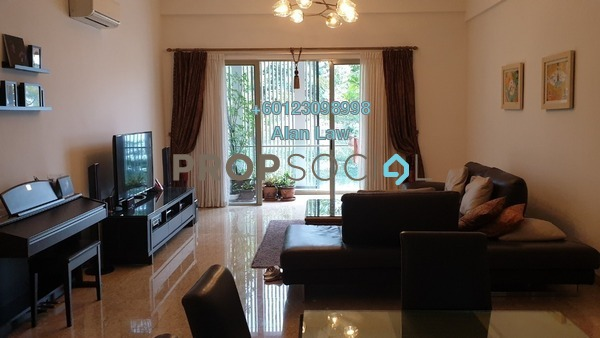 Condominium For Sale in 9 Madge, Ampang Hilir Freehold Semi Furnished 3R/3B 2.7m