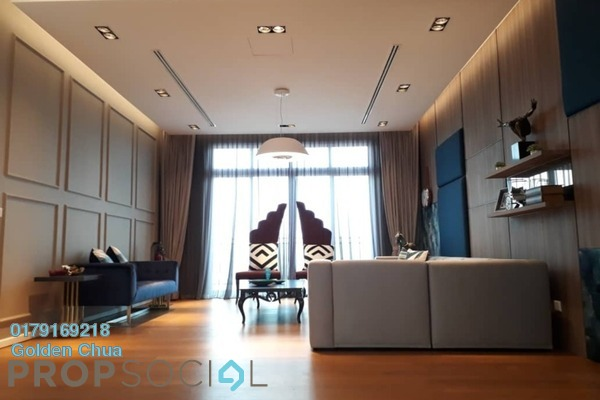 Condominium For Sale in 222 Residency, Setapak Freehold Semi Furnished 6R/6B 2.2m