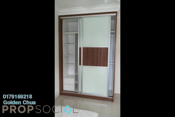 Condominium For Rent in Platinum Lake PV16, Setapak Freehold Fully Furnished 3R/2B 1.8k