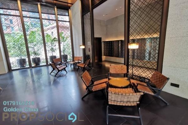 Condominium For Sale in The Ruma, KLCC Freehold Semi Furnished 3R/2B 2.2m