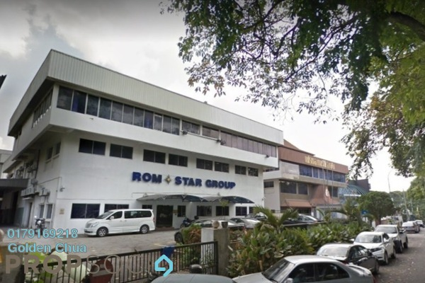 Factory For Rent in Taman Shamelin Perkasa, Cheras Freehold Unfurnished 0R/0B 30k