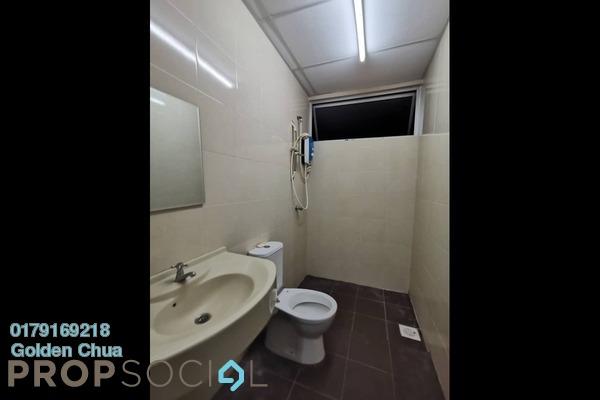 Condominium For Rent in Platinum Lake PV16, Setapak Freehold Unfurnished 3R/2B 2.2k