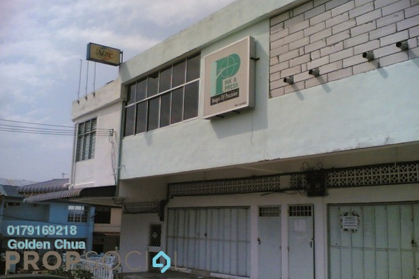 For Sale Shop at Taman Chendering Utama, Kuala Terengganu Leasehold Semi Furnished 0R/0B 1.5m