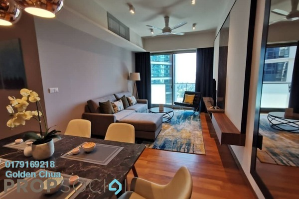 Serviced Residence For Sale in Stonor 3, KLCC Freehold Fully Furnished 3R/2B 1.63m