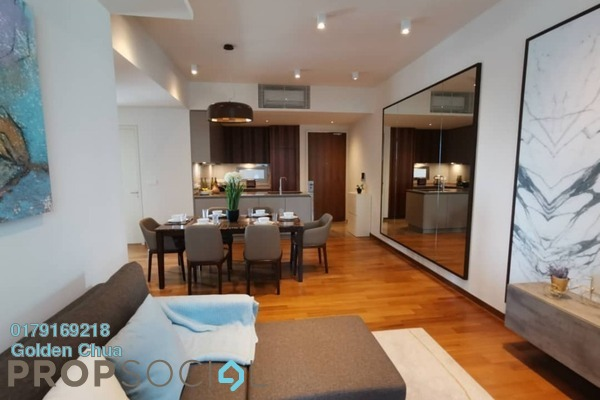Serviced Residence For Sale in Stonor 3, KLCC Freehold Fully Furnished 2R/2B 1.44m