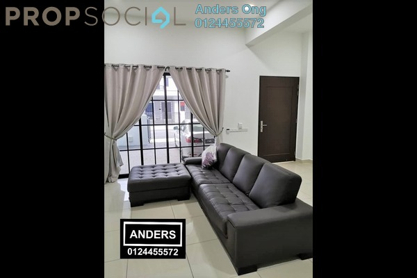 Terrace For Rent in Eco Meadows, Bukit Tambun Freehold Fully Furnished 4R/3B 2k