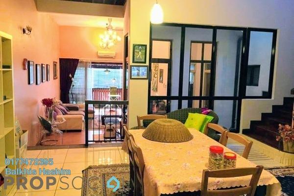 Terrace For Sale in Birai, Bukit Jelutong Freehold Semi Furnished 5R/4B 990k