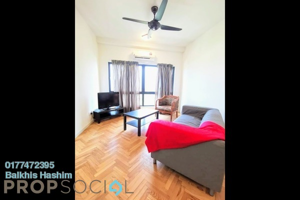 Serviced Residence For Rent in Emira, Shah Alam Freehold Fully Furnished 1R/1B 1.8k