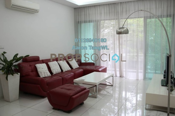 Townhouse For Sale in Sunway SPK 3 Harmoni, Kepong Freehold Semi Furnished 4R/4B 1.35m