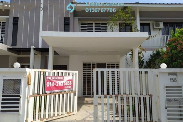 Terrace For Rent in Delfina, Nilai Impian Freehold Unfurnished 5R/4B 1.3k