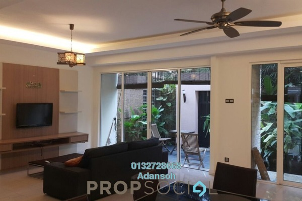Terrace For Sale in Adiva, Desa ParkCity Freehold Semi Furnished 5R/5B 2.36m
