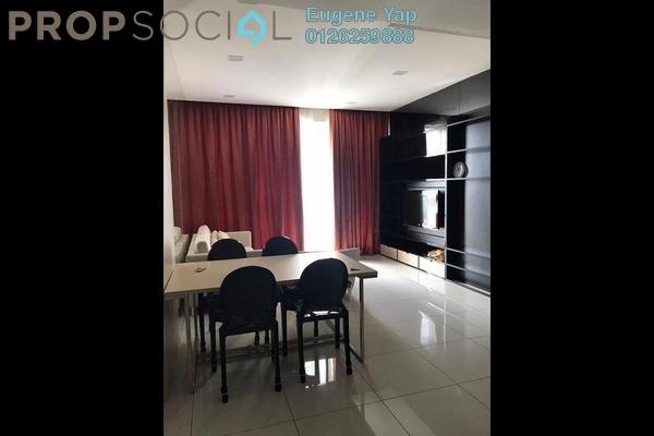 For Sale Serviced Residence at Uptown Residences, Damansara Utama Freehold Fully Furnished 1R/1B 830k