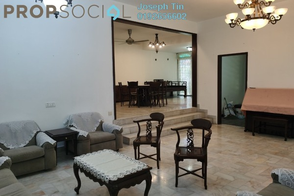 Semi-Detached For Rent in Taman OUG, Old Klang Road Freehold Semi Furnished 6R/4B 4.3k
