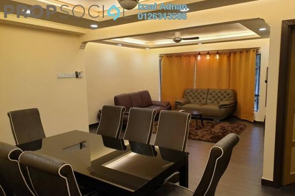 Apartment For Sale in Riverdale Park, Bukit Antarabangsa Freehold Fully Furnished 2R/3B 360k